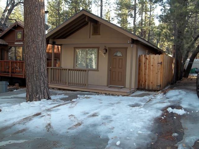Spacious 1 bedroom between  slopes - Big Bear Lake - Talo