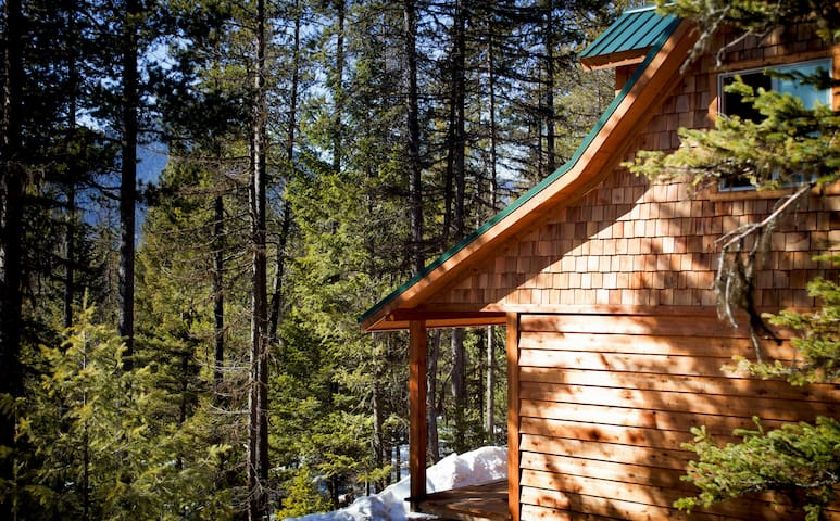 The Ridge At Glacier | ALPINE Cabin