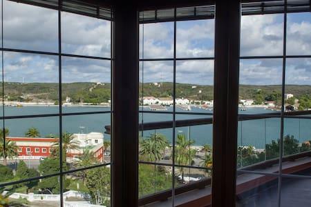 Casa con encanto y vistas maravillosas al Puerto