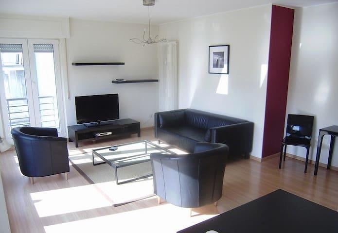 Sunny apartment - Bridel - Apartment