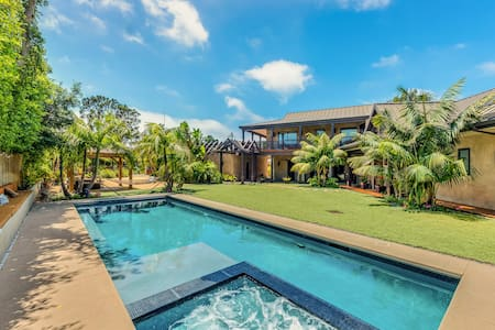 Malibu Tropical Retreat: 117194 - Malibu