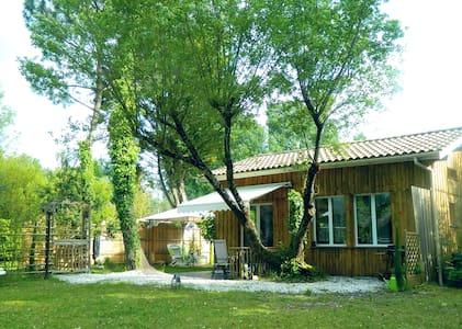 Bassin d'Arcachon: charmant séjour au calme - Mios - Casa