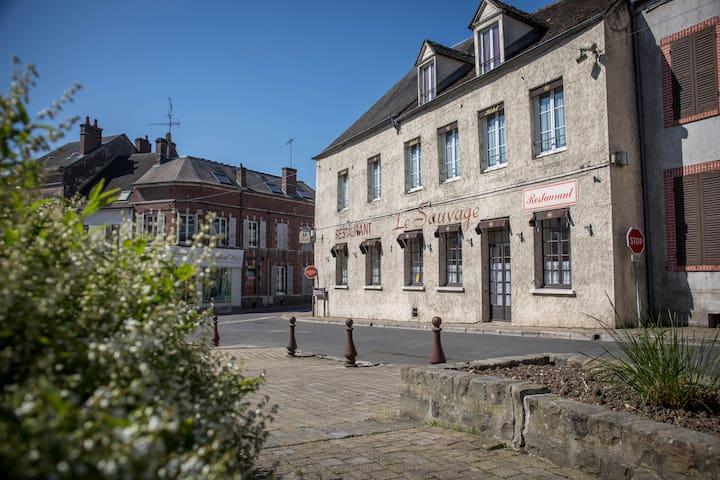 Hôtel Restaurant Le Sauvage