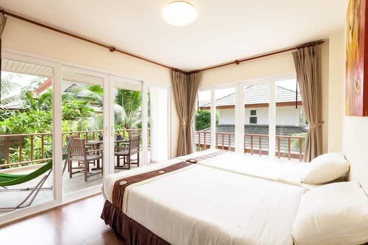 4 Bedrooms Beach Villa with 3pools BaanTalaySamran