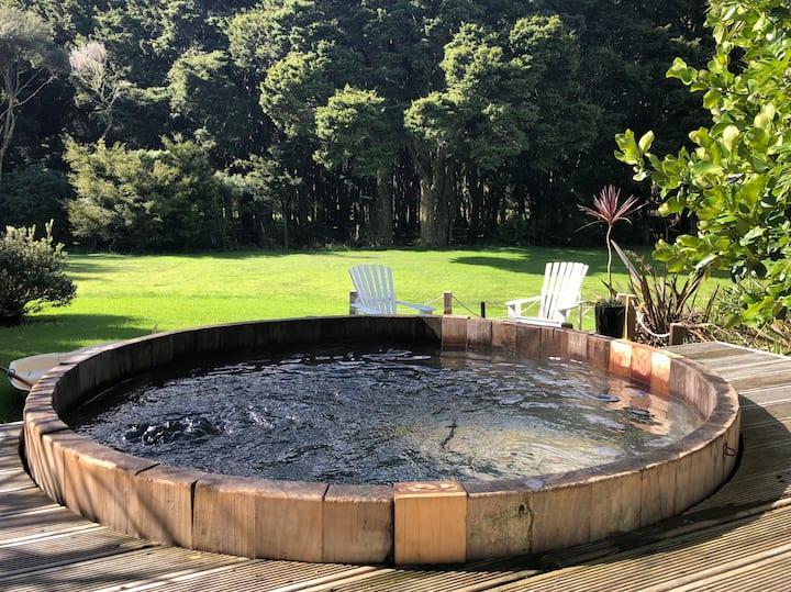 Mangawhai - A Tranquil, Lush Getaway