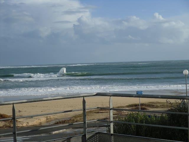L 'OCEAN ,Bord de mer, plage,vacances réussies - Audierne