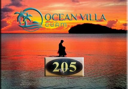 NEWLY RENOVATED Ocean Villa STUDIO 205 - Tamuning