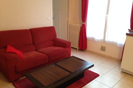 Simple, confortable et lumineux - Villejuif - Lejlighed