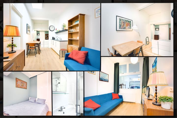 Fully equipped room | NEAR CENTRAL STATION