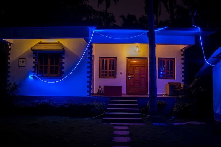 SIOLIM HOME - 3BHK heaven in goa