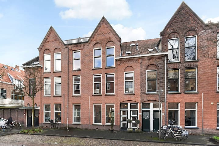 Beautiful private loft in Delft - city centre