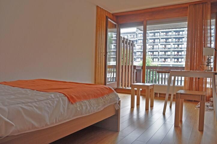 Summer at Villars-sur-Ollon - Ollon - Apartemen