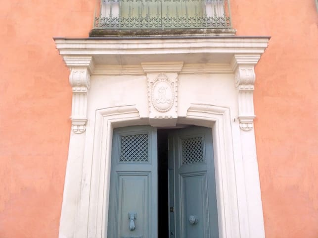 Loft dans Grande Maison de Maître Languedocienne - Aumes - Bed & Breakfast