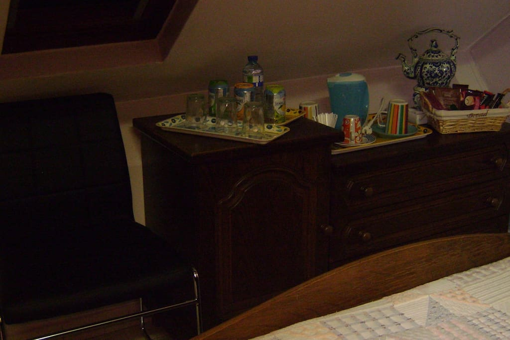 Petites attention chambre FLORENCE