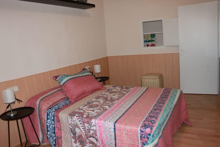 Apartment in Terrades, the interior of the Empordà