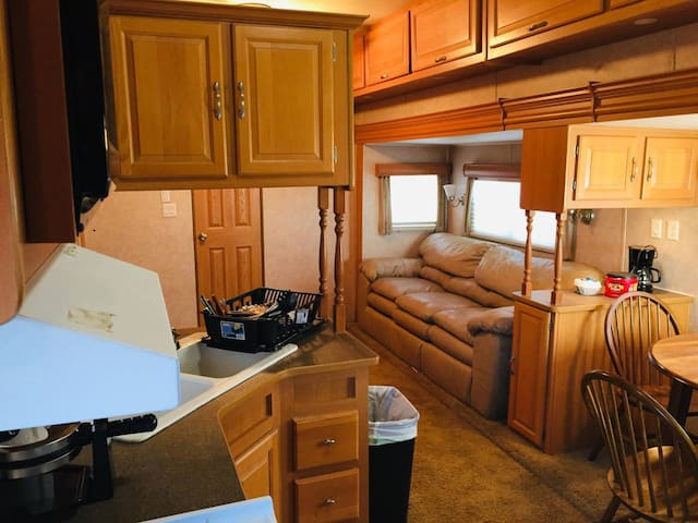 %% Spacious RV with High Speed WiFi