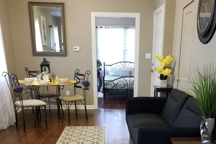 A Pretty 1Bdrm apartment In Downtown Indianapolis