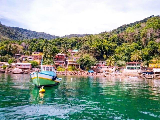 SUITE 1 MIN DA PRAIA ARAÇATIBA - Ilha Grande