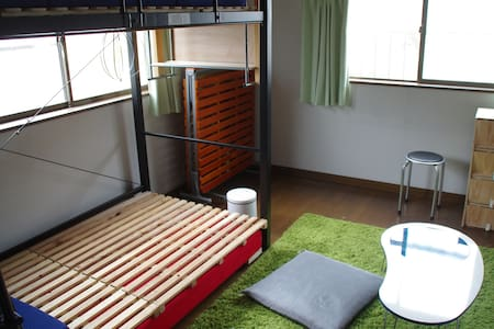 Dorm for Males/5min from TobaStn