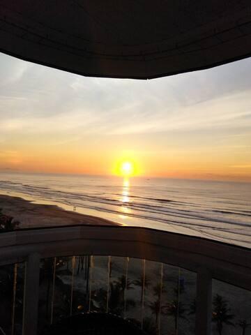 Lindo amanhecer todos os dias...