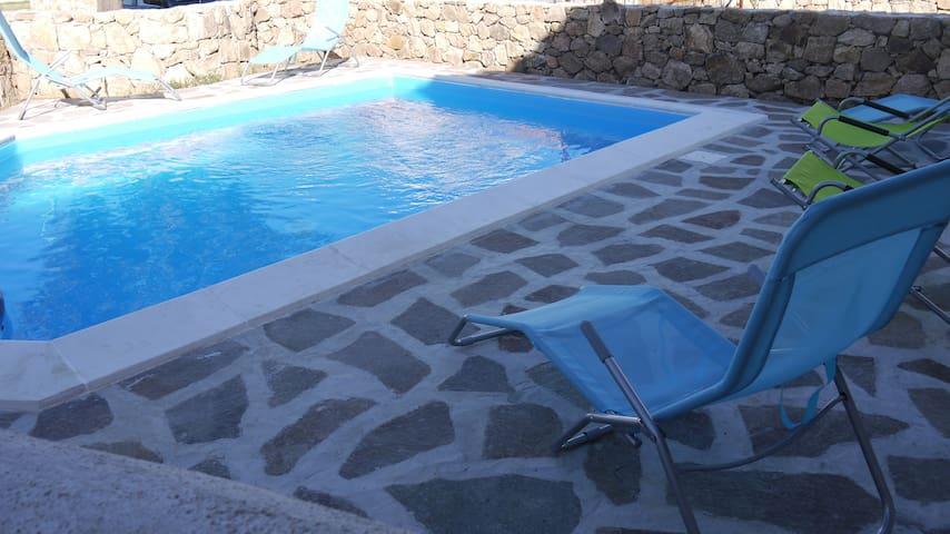 Casa Zeralda, nagelneu mit Pool
