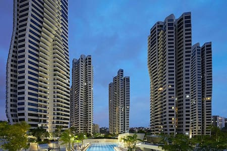 2BR Good Location Condo near Orchard and MRT - Singapore - Lejlighed