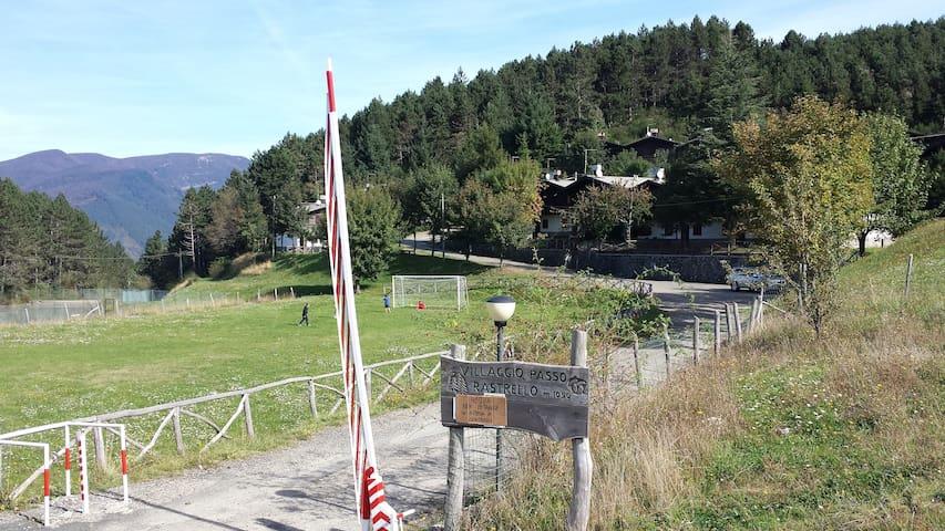 Baita Michi - Zeri - Cabaña