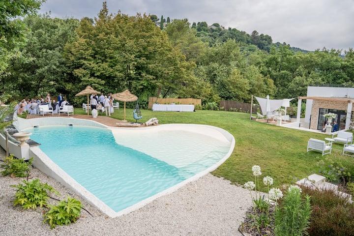 Villa Bella (Piscine coeur, Climatisation)
