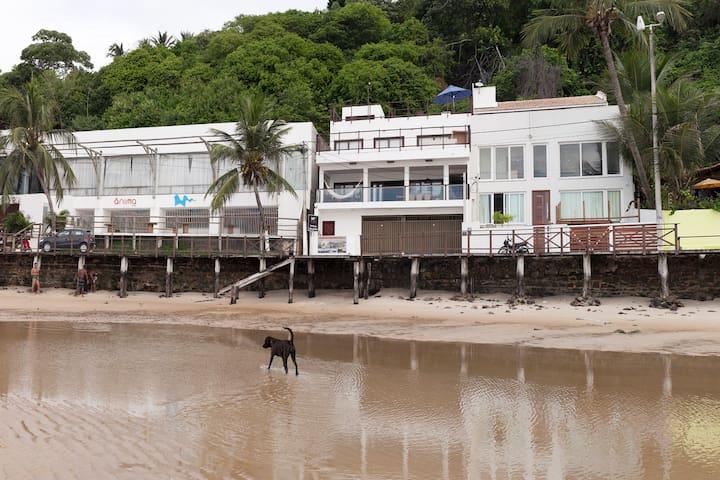 Pipa Beach- Casa do lobo - Pipa Beach - Obsługiwany apartament