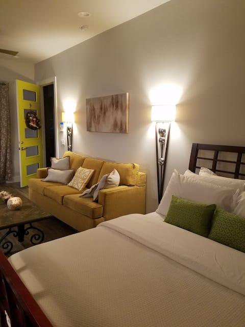 Beautiful Studio Suite Near Downtown Orlando