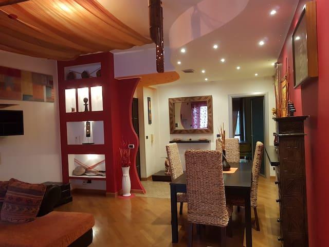Appartamento elegante, confortevole e luminoso
