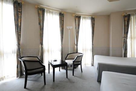 Asuka hotel / Cozy room in Karatsu - Kondominium