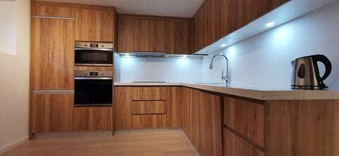 Apartamento novo, moderno e ecológico