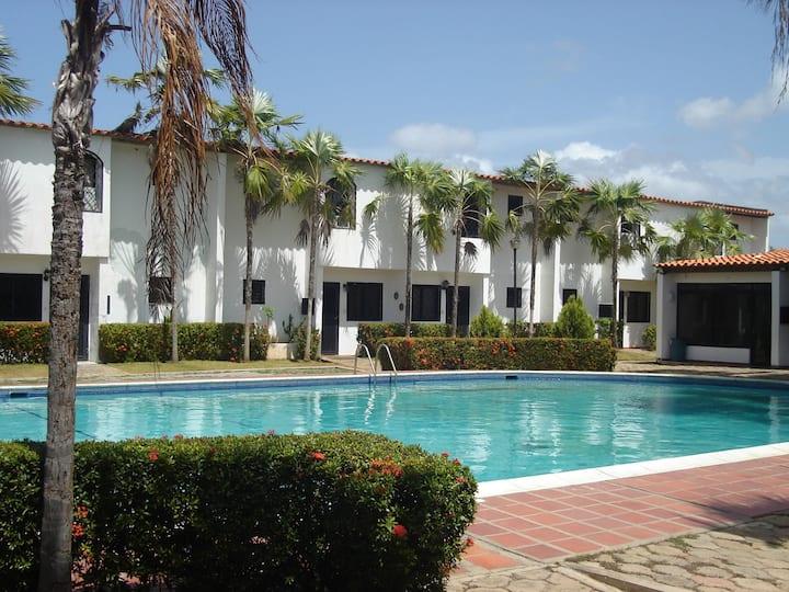 Isla de Margarita cómodo alojamiento c. Pampatar
