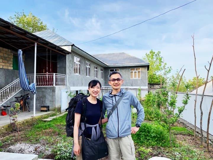 Shaki Host House