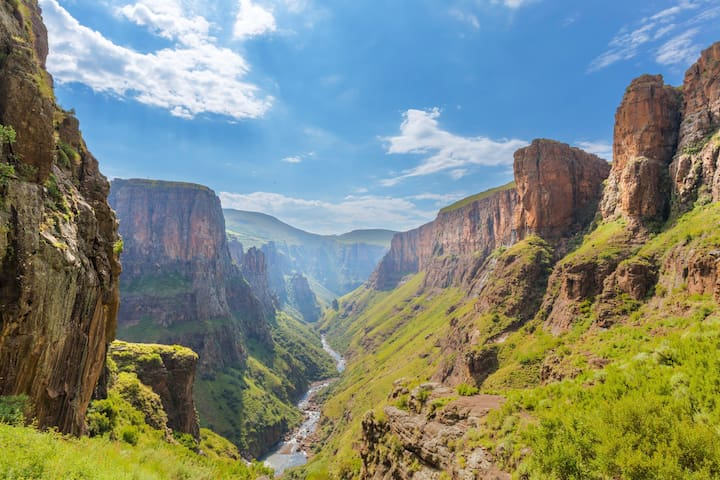 Africa's biggest secret! Experience Lesotho