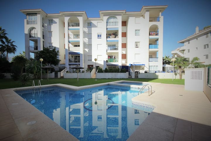 Beautiful apartment near the beach - l'Alfàs del Pi - Apartment