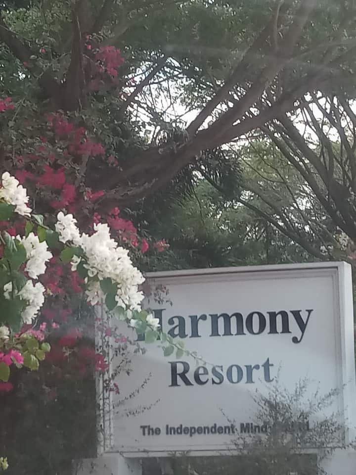 Harmony Guesthouse.