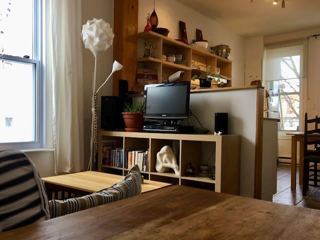 Appartement au coeur de la petite Italie
