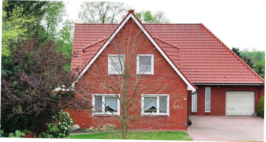 Ferienwohnung in Ostfriesland / Ostrhauderfehn - Ostrhauderfehn - Holiday home