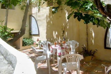 Medieval townhouse w/ lovely patio - Moratalla - 獨棟