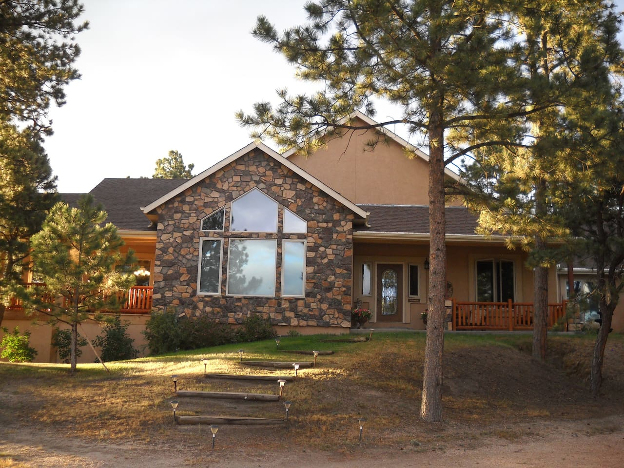 Relax in the Forest - Apartments for Rent in Colorado Springs ...