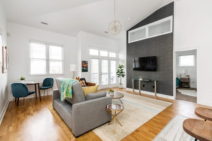Contemporary Condo in Uptown CLT