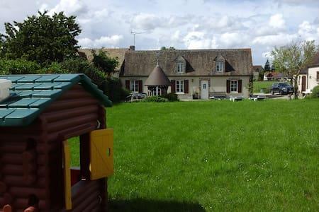 maison Herolibu - Villeneuve-la-Dondagre - Дом