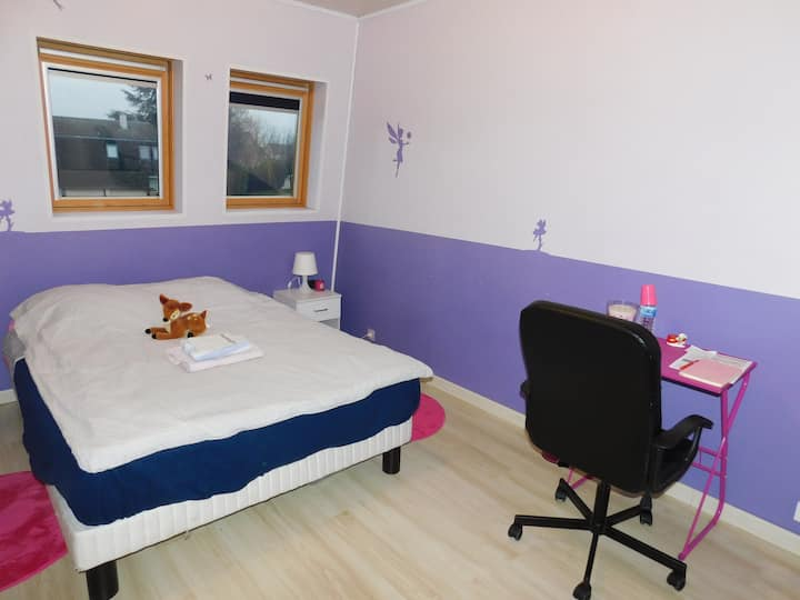 Chambre privée à Moissy-Cramayel
