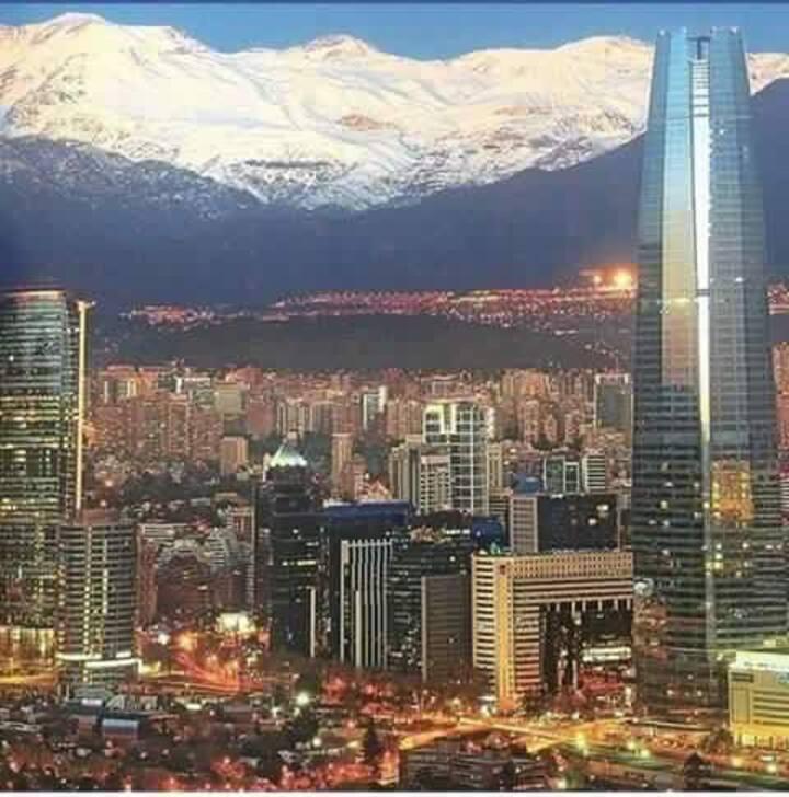 Nice & Cozy Room in suite in the heart of Santiago