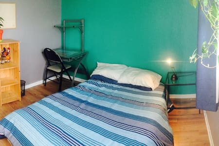 Perfect room for a perfect trip! Venez nous voir! - Ville de Québec - Lejlighed