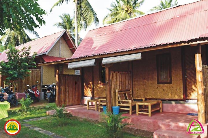 Sasak Lombok Bungalow - Pujut - Bungalov