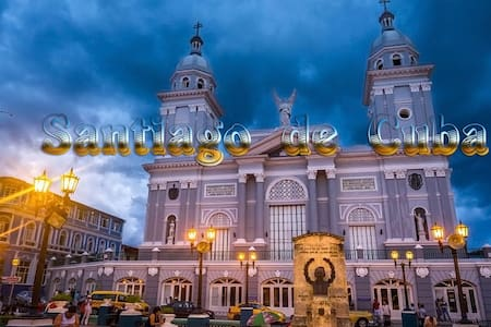 HOLIDAYS CASA AZUL - Santiago de Cuba