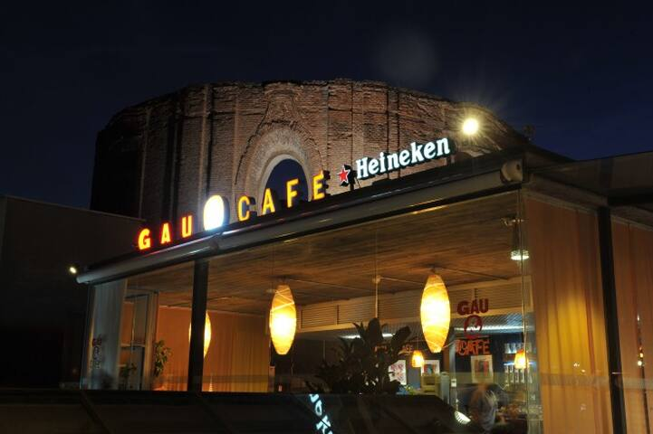 Gau & Café - Terraza Bar